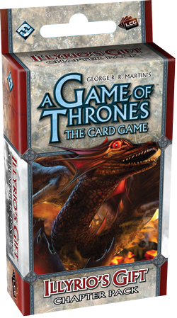 A GAME OF THRONES - Illyrio`s Gift- Chapter Pack 1