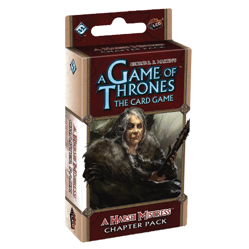 A GAME OF THRONES - A Harsh Mistress - Chapter Pack 4