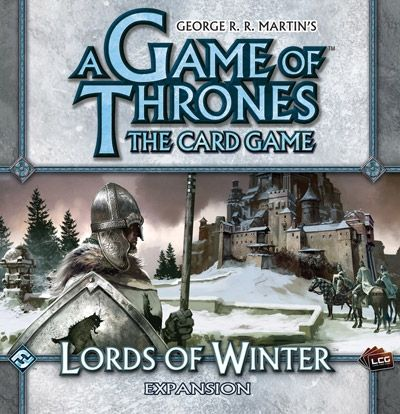 A GAME OF THRONES - Lords of Winter - Expansion