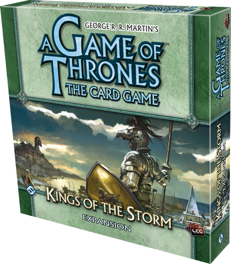 A GAME OF THRONES - Kings of the Storm - Expansion