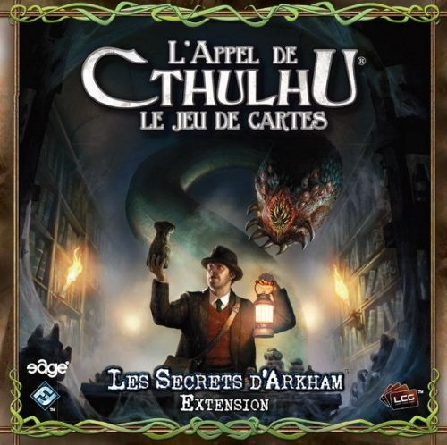 CALL OF CTHULHU: SECRETS OF ARKHAM - Expansion 1