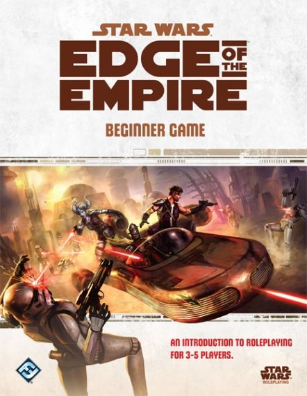 STAR WARS EDGE OF THE EMPIRE