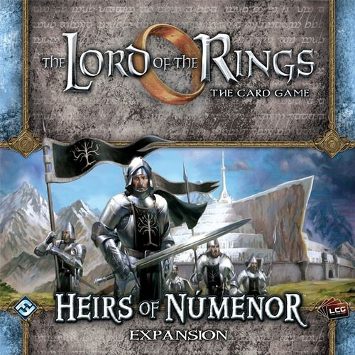 THE LORD OF THE RINGS - HEIRS OF NUMENOR -  Expansion 2