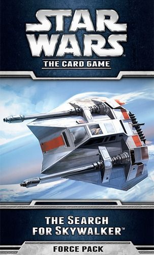 STAR WARS The Card Game - THE SEARCH FOR SKYWALKER - Force Pack 2