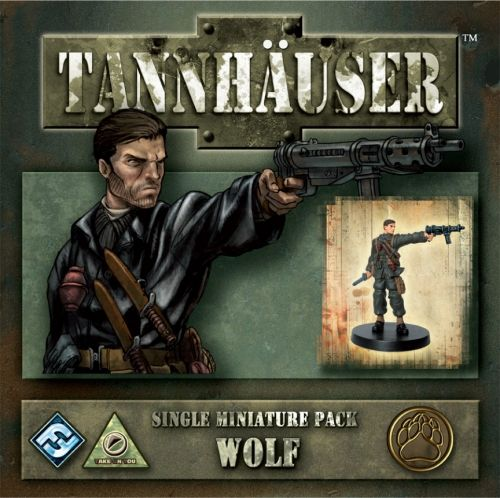 TANNHAUSER - WOLF - SINGLE FIGURE PACK