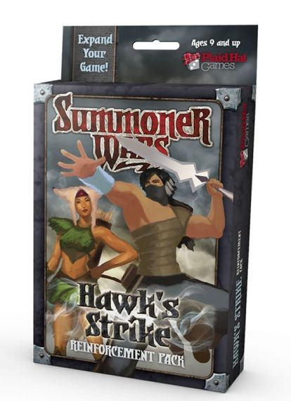 SUMMONER WARS : HAWKS STRIKE  Reinforcement Pack