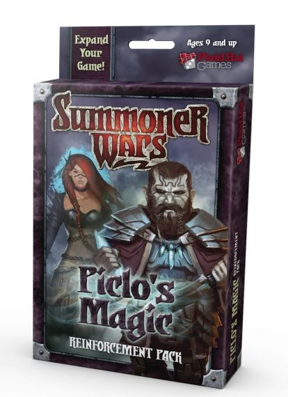 SUMMONER WARS : PICLOS MAGIC Reinforcement Pack