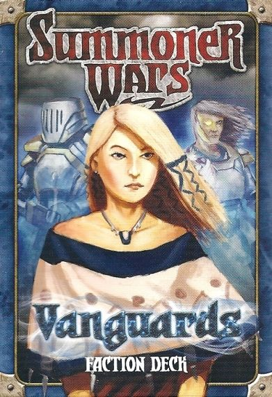 SUMMONER WARS : VANGUARDS Faction Deck