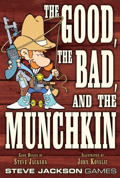 THE GOOD, THE BAD, THE MUNCHKIN