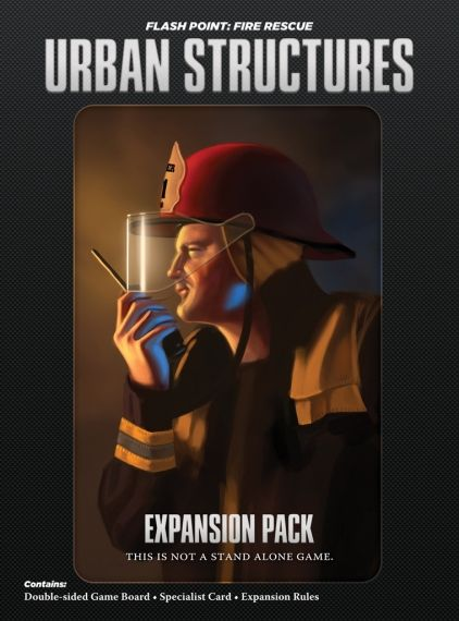 FLASH PIONT : Fire Rescue - URBAN STRUKTURES -  Expansion