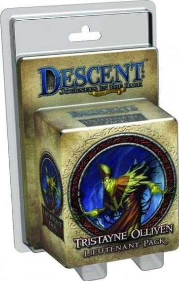 DESCENT - TRITAYNE OLLIVEN - Lieutenant pack