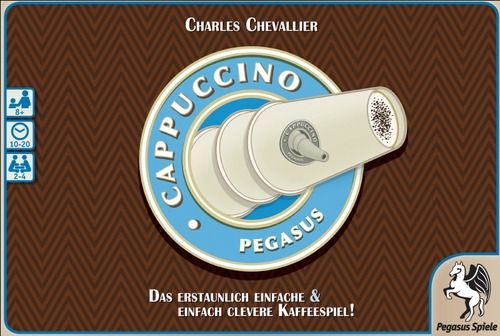 CAPPUCCINO - GERMAN EDITION