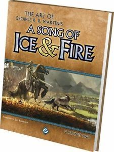 THE ART OF A SONG OF ICE AND FIRE VOL.2