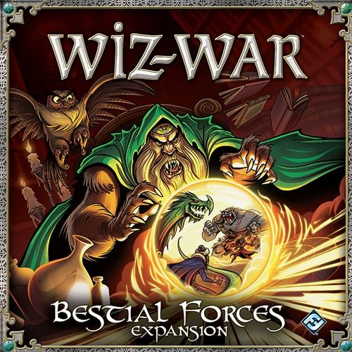 WIZ WAR - BESTIAL FORCES - Expansion