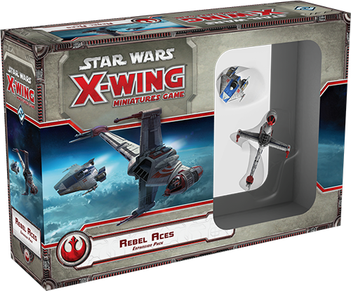 STAR WARS X-WING - Rebel Aces - Expansion