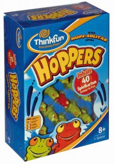 HOPPERS - GERMAN EDITION