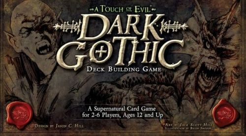 DARK GOTIC - DECK BUILDING GAME