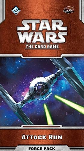 STAR WARS The Card Game - Attack Run - Force Pack 4