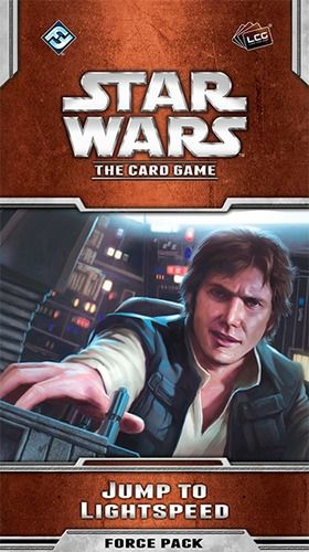 STAR WARS The Card Game - Jump to Lightspeed - Force Pack 6
