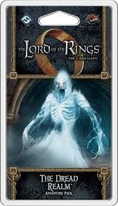 The LORD Of The RINGS The Card Game - The Dread Realm - Adventure Pack 6