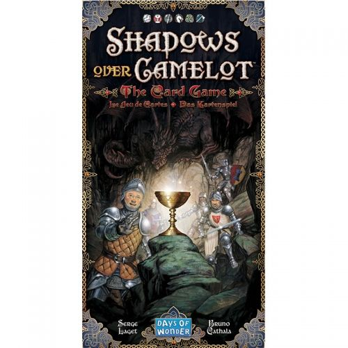 SHADOWS OVER CAMELOT CARD GAME