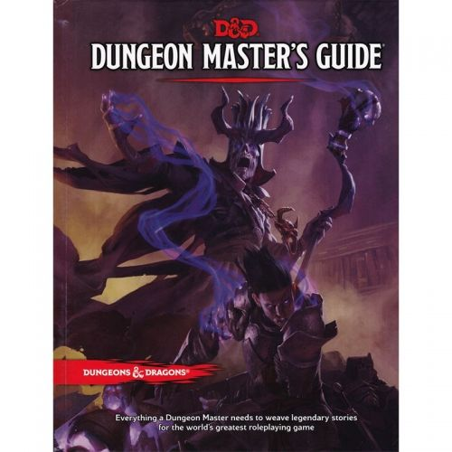 DUNGEONS & DRAGONS 5TH EDITION: DUNGEON MASTER'S GUIDE
