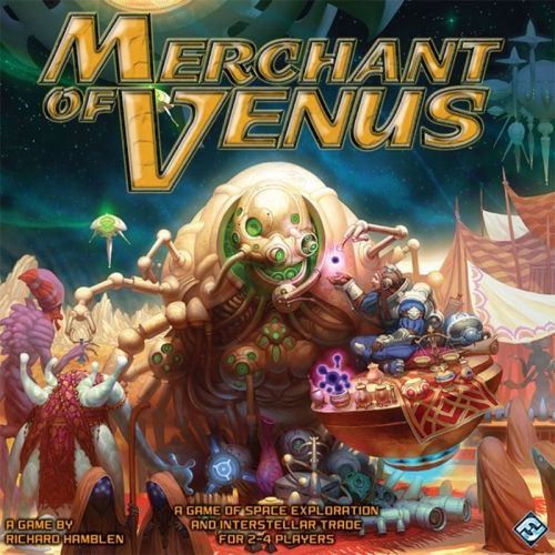 MERCHANT OF VENUS (2ND EDITION)