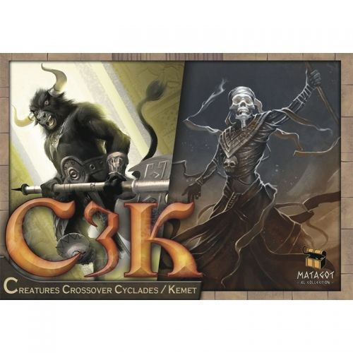 CYCLADES/KEMET C3K: CREATURE CROSSOVER