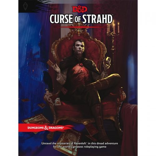 DUNGEONS & DRAGONS 5TH EDITION: CURSE OF STRAHD