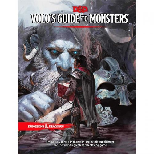DUNGEONS & DRAGONS 5TH EDITION: VOLO'S GUIDE TO MONSTERS
