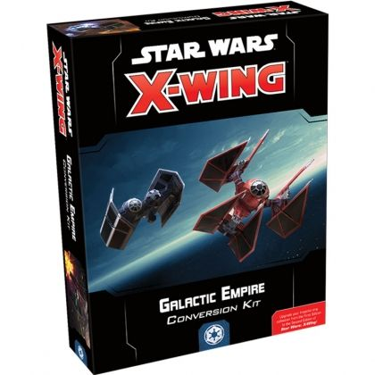 STAR WARS: X-WING (2nd Edition) - Galactic Empire Conversion Kit
