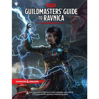 DUNGEONS & DRAGONS 5TH EDITION: GUILDMASTER'S GUIDE TO RAVNICA