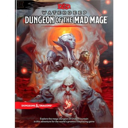 DUNGEONS & DRAGONS 5TH EDITION: WATERDEEP: DUNGEON OF THE MAD MAGE