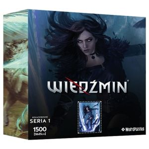HEROES OF THE WITCHER PUZZLE - YENNEFER