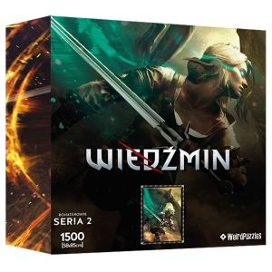 HEROES OF THE WITCHER PUZZLE - CIRI