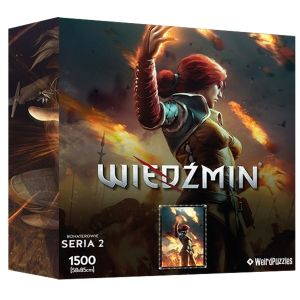 HEROES OF THE WITCHER PUZZLE - TRISS MERIGOLD