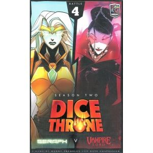 DICE THRONE: SEASON 2 - VAMPIRE LORD VS SERAPH  (BATTLE 4)