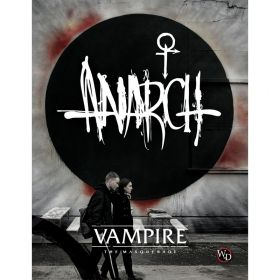 VAMPIRE: THE MASQUERADE ANARCH BOOK (5TH EDITION)