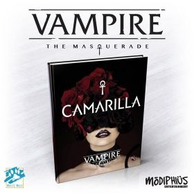 VAMPIRE: THE MASQUERADE CAMARILLA BOOK (5TH EDITION)