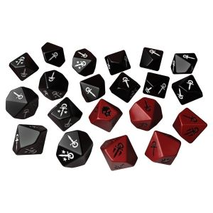 VAMPIRE: THE MASQUERADE - DICE SET (5TH EDITION)
