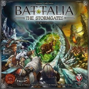 BATTALIA: THE CREATION + THE STORMGATES COMBO