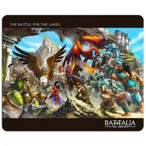 BATTALIA: BATTLE FOR THE LAKES GAMING PAD XL - подложка за мишка