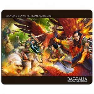 BATTALIA: BÄRFOLK VS EMBERIANS GAMING PAD XL - подложка за мишка