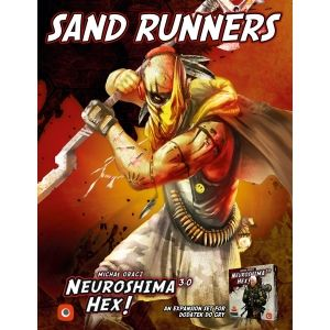 NEUROSHIMA HEX! SAND RUNNERS