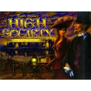 HIGH SOCIETY: TRAVEL EDITION
