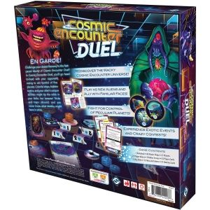 COSMIC ENCOUNTER DUEL