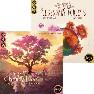 БЪНДЪЛ - LEGENDARY FORESTS + THE LEGEND OF THE CHERRY TREE