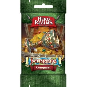 HERO REALMS: JOURNEYS PACK - CONQUEST