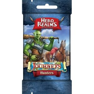 HERO REALMS: JOURNEYS PACK - HUNTERS