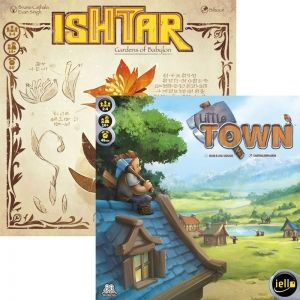 БЪНДЪЛ - ISHTAR: GARDENS OF BABYLON - LITTLE TOWN